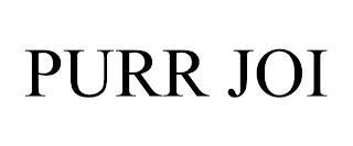 PURR JOI trademark