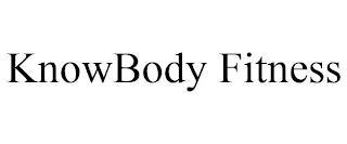 KNOWBODY FITNESS trademark