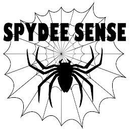 SPYDEE SENSE trademark