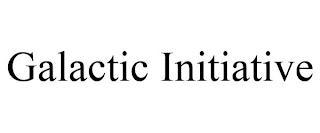 GALACTIC INITIATIVE trademark