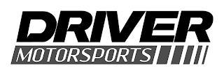 DRIVER MOTORSPORTS trademark