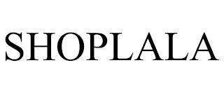 SHOPLALA trademark