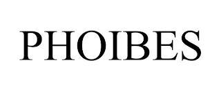 PHOIBES trademark