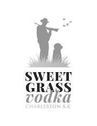 SWEET GRASS VODKA CHARLESTON S.C. trademark