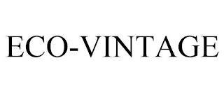ECO-VINTAGE trademark