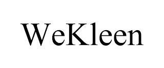 WEKLEEN trademark
