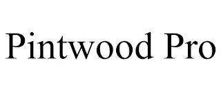 PINTWOOD PRO trademark