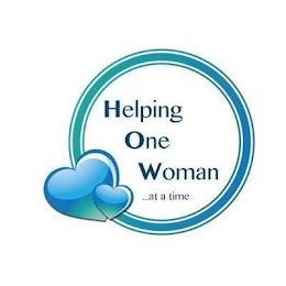 HELPING ONE WOMAN . . . AT A TIME trademark