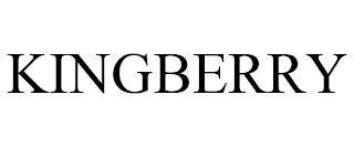 KINGBERRY trademark
