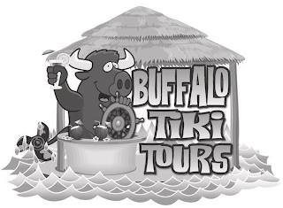 BUFFALO TIKI TOURS trademark