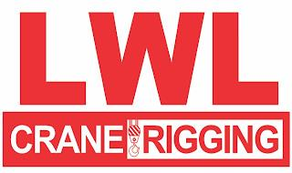 LWL CRANE RIGGING trademark