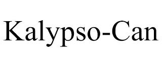 KALYPSO-CAN trademark