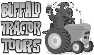 BUFFALO TRACTOR TOURS trademark
