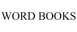 WORD BOOKS trademark