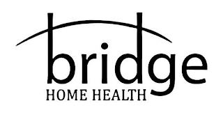 BRIDGE HOME HEALTH trademark