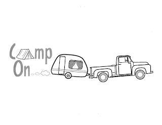 CAMP ON trademark