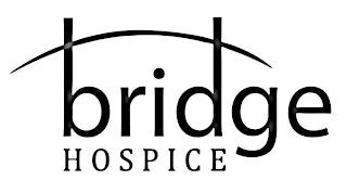 BRIDGE HOSPICE trademark