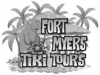 FORT MYERS TIKI TOURS trademark