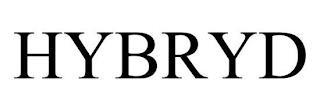 HYBRYD SKIN trademark