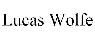 LUCAS WOLFE trademark