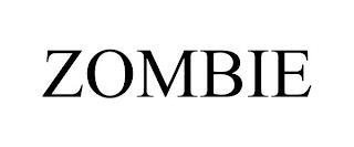 ZOMBIE trademark