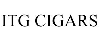 ITG CIGARS trademark