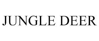 JUNGLE DEER trademark