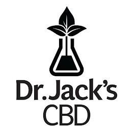 DR. JACK'S CBD trademark