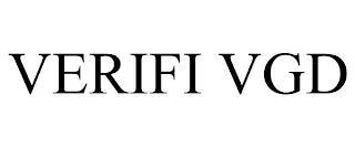 VERIFI VGD trademark