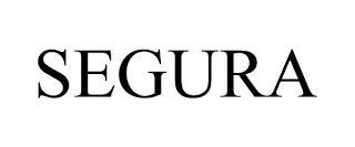SEGURA trademark