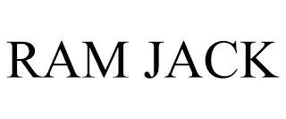 RAM JACK trademark