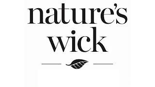 NATURE'S WICK trademark