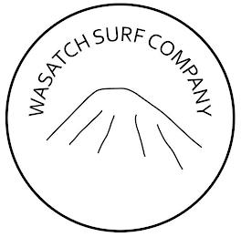 WASATCH SURF COMPANY trademark