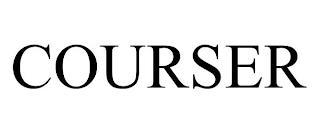 COURSER trademark