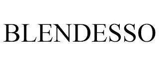 BLENDESSO trademark