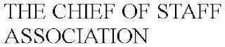 CHIEF OF STAFF ASSOCIATION trademark