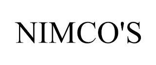 NIMCO'S trademark