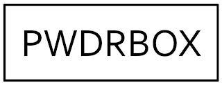 PWDRBOX trademark