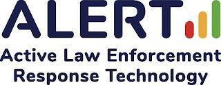 ALERT ACTIVE LAW ENFORCEMENT RESPONSE TECHNOLOGY trademark