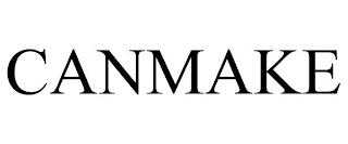 CANMAKE trademark