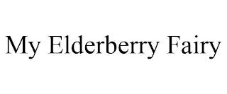 MY ELDERBERRY FAIRY trademark