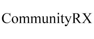 COMMUNITYRX trademark