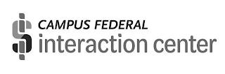 $ CAMPUS FEDERAL INTERACTION CENTER trademark
