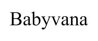 BABYVANA trademark