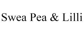 SWEA PEA & LILLI trademark