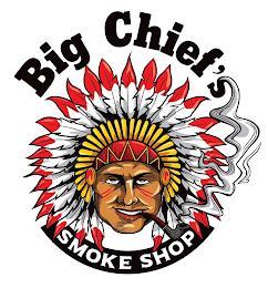 BIG CHIEF'S SMOKE SHOP trademark