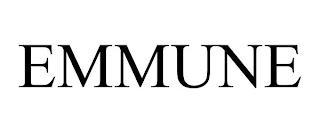 EMMUNE trademark