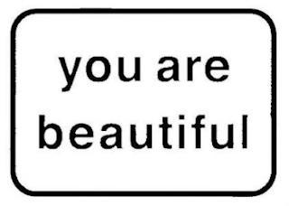 YOU ARE BEAUTIFUL trademark