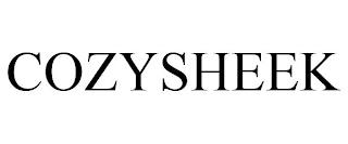 COZYSHEEK trademark