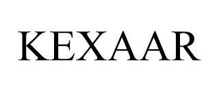 KEXAAR trademark